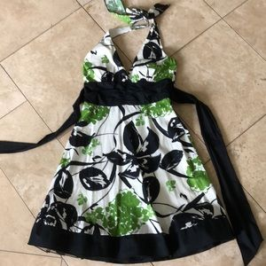 NWT Halter dress